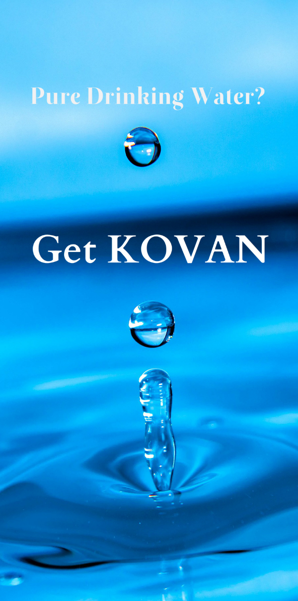 Pure Drinking Water in Singapore, Kovan Pure Drinking Water